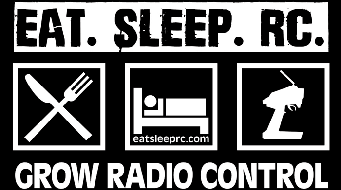 Eat. Sleep. RC. Grow Radio Control