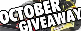 October Team Associated Giveaway