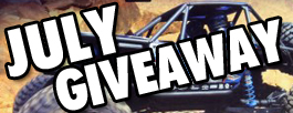 July Axial Giveaway