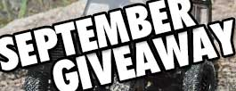 Eat. Sleep. RC. September RC4WD Giveaway